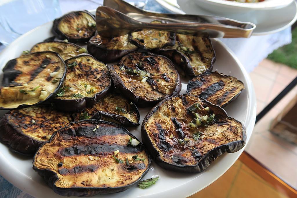 マンマお手製の絶品グリル野菜