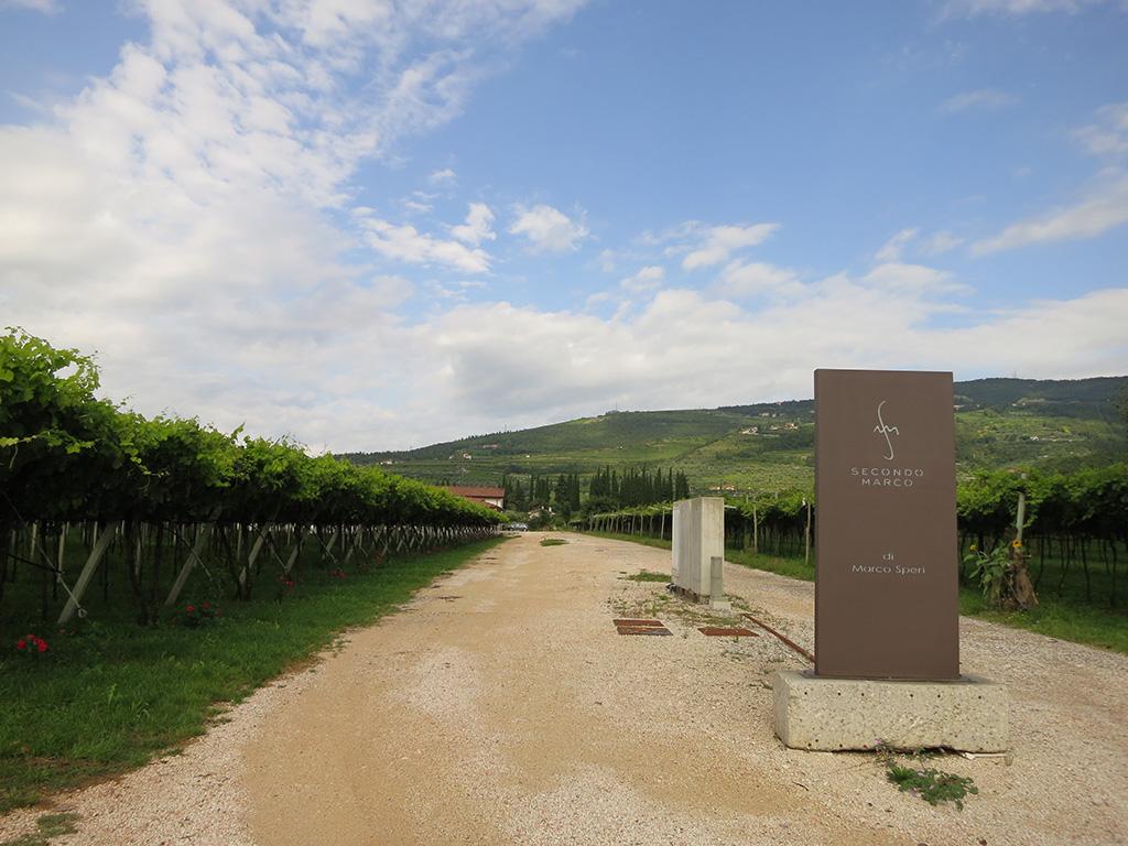 ヴァルポリチェッラ・クラッシコ生産の中心地フマーネに位置するセコンド・マルコ。